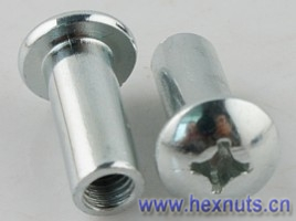 Sleeve Nuts Bolt Nuts Coupler Nut China Manufacturer And